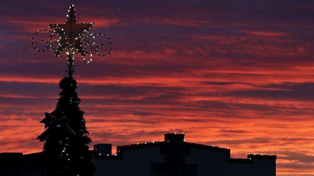 Navidad en la Plaza Sulphur Springs, Texas