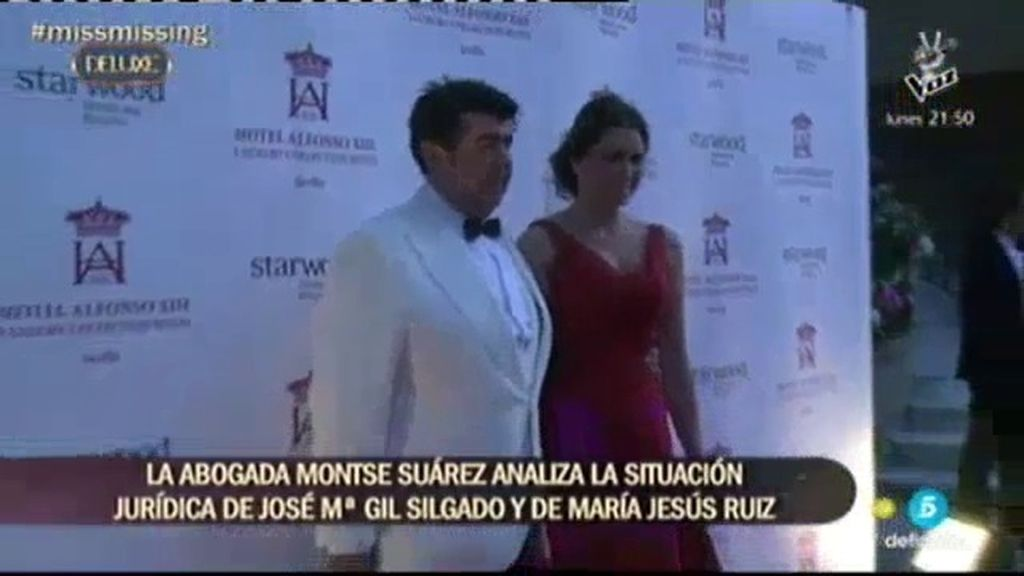 La abogada Montse Suárez analiza la situación jurídica de María Jesús Ruiz