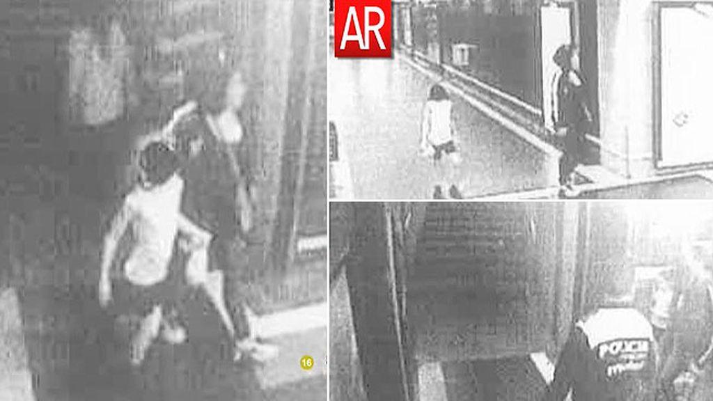 Las imágenes de la liberación de una de las víctimas de A. Ortiz, en 'AR'