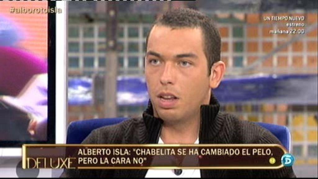 """Alberto Isla: """"No querría que mi hijo fuera a la cárcel a visitar a su abuela"""""""
