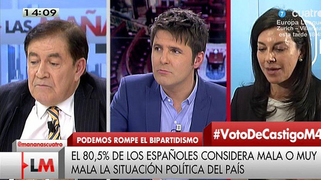 """Arenales, sobre la corrupción: """"El PP ha hecho mucho y tenemos que hacer todo lo posible que será más"""""""