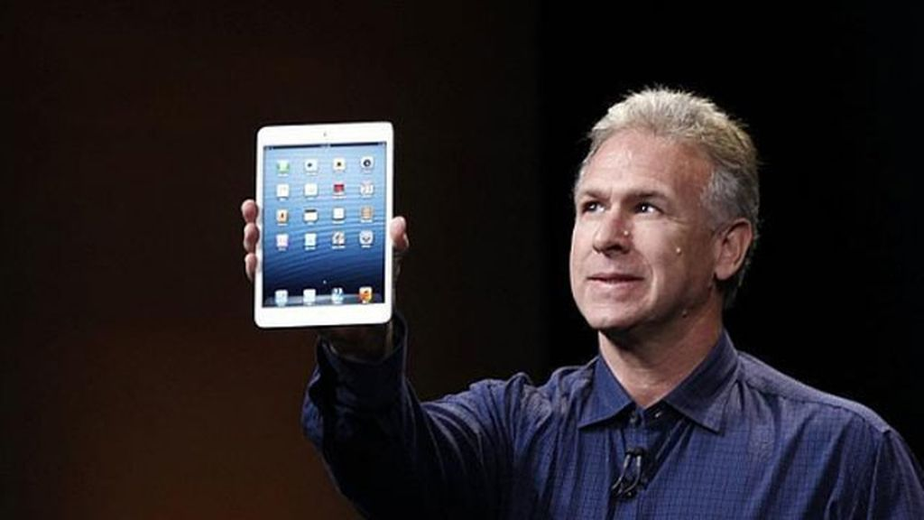 Apple presenta el hermano menor del iPad