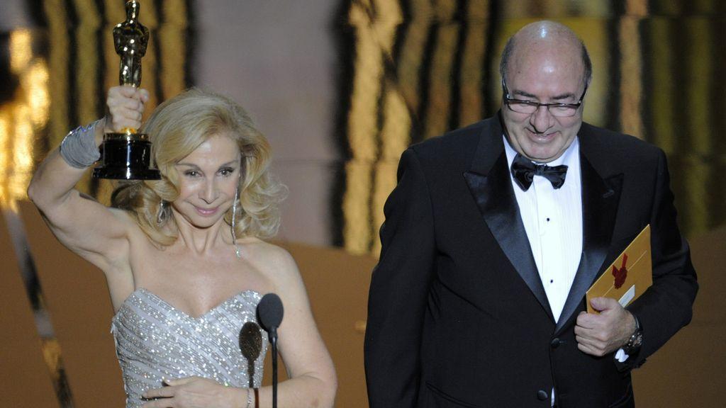 Dante Ferretti y Francesca Lo Schiavo, Mejor dirección artística por 'La invención de Hugo'