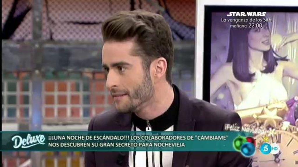 Los presentadores de las Campanadas desvelan algunos detalles sobre sus 'looks'
