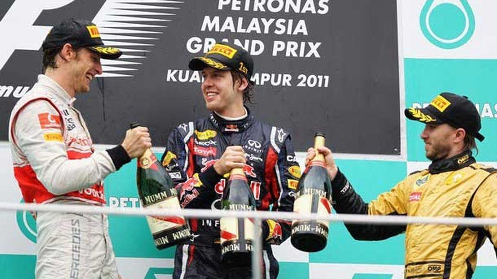 Todas las imágenes del G.P. de Malasia