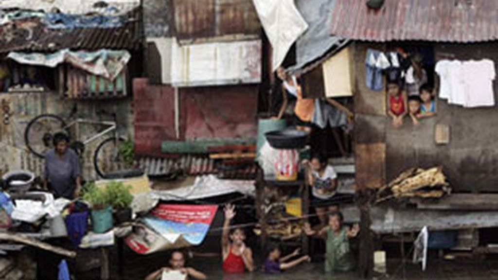 El tifón y la tormenta han causado ya 70 muertos en Filipinas. Foto: GTRES