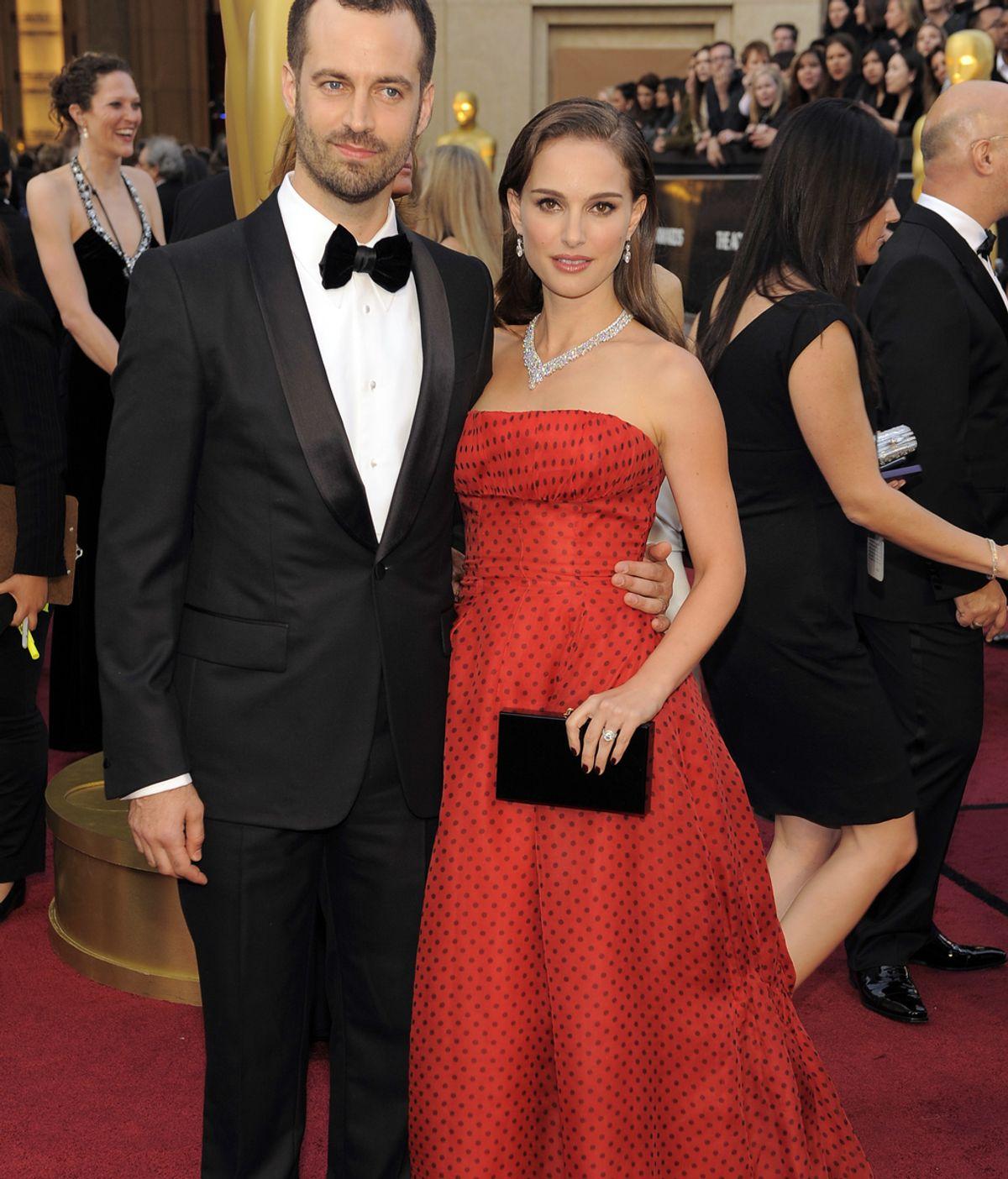 Natalie Portman en los Oscar