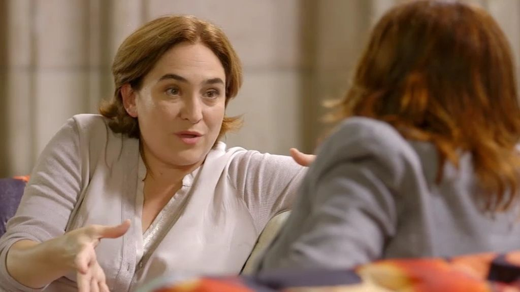 """Ada Colau: """"La relación existente entre Cataluña y el Estado está agotada"""""""