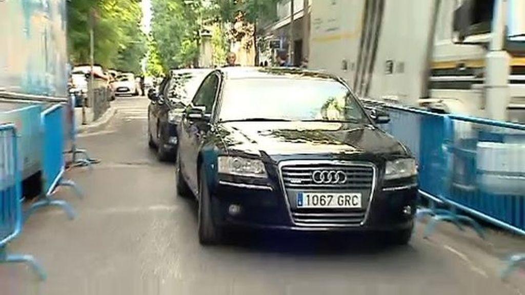Rajoy sigue ya desde la sede del PP en Génova el escrutinio del 26-J