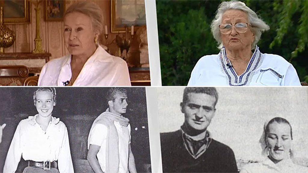 María Gabriela de Saboya y Olguina de Robilant nunca quisieron casarse con Don Juan Carlos