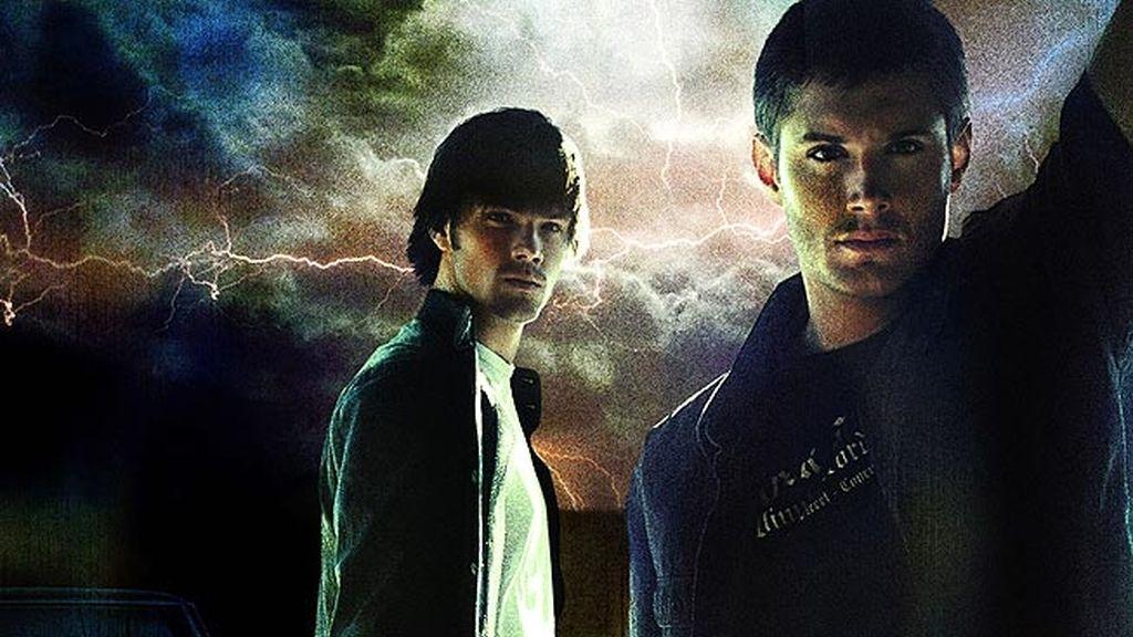 Los protagonistas de 'Sobrenatural'