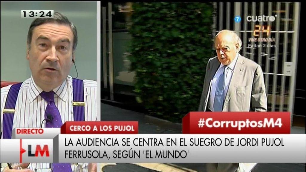 """Pedro J., sobre el caso Pujol: """"Todos los caminos llevan al despacho de Mas"""""""