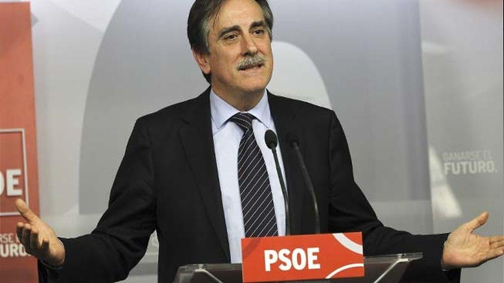 Valeriano Gómez, PSOE