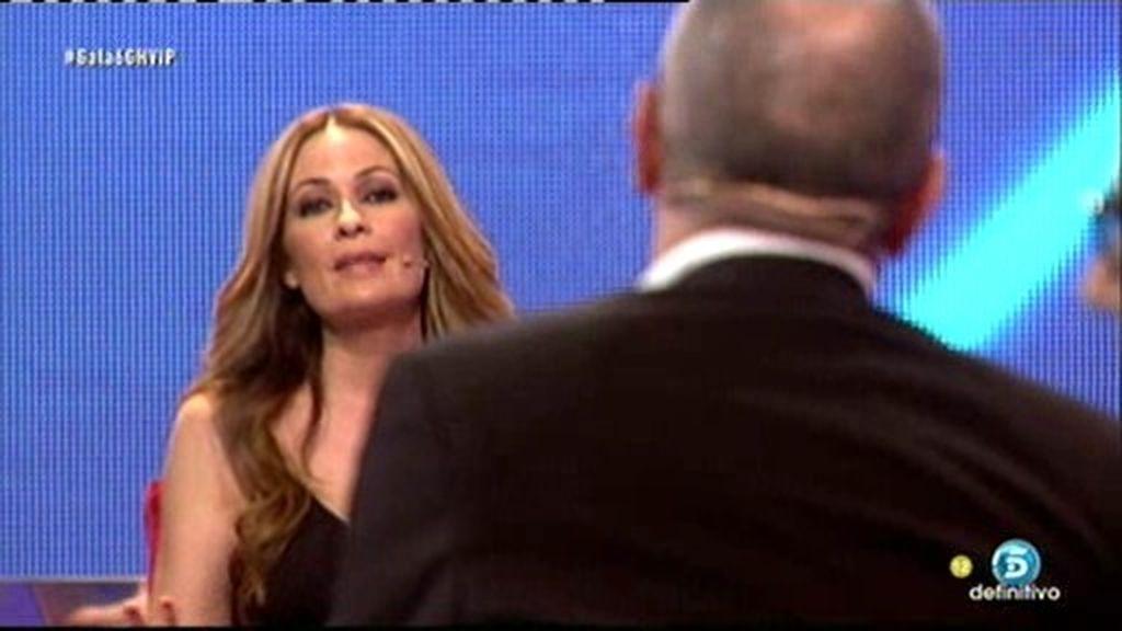 """Víctor, a Olvido: """"A ti sí que te pido perdón"""""""