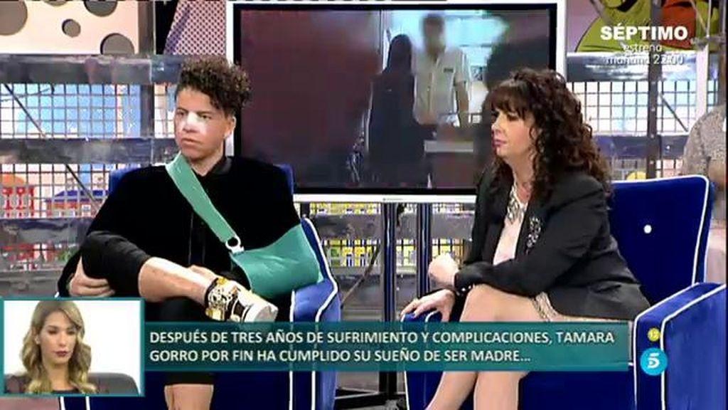 """María Luisa: """"No debemos nada a nadie como para que haya sido un ajuste de cuentas"""""""