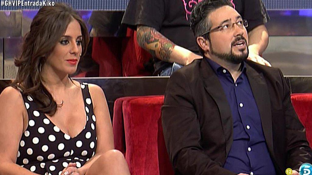 """David, primo de Laura Cuevas, a Anabel Pantoja: """"No te hagas la tonta ahora"""""""