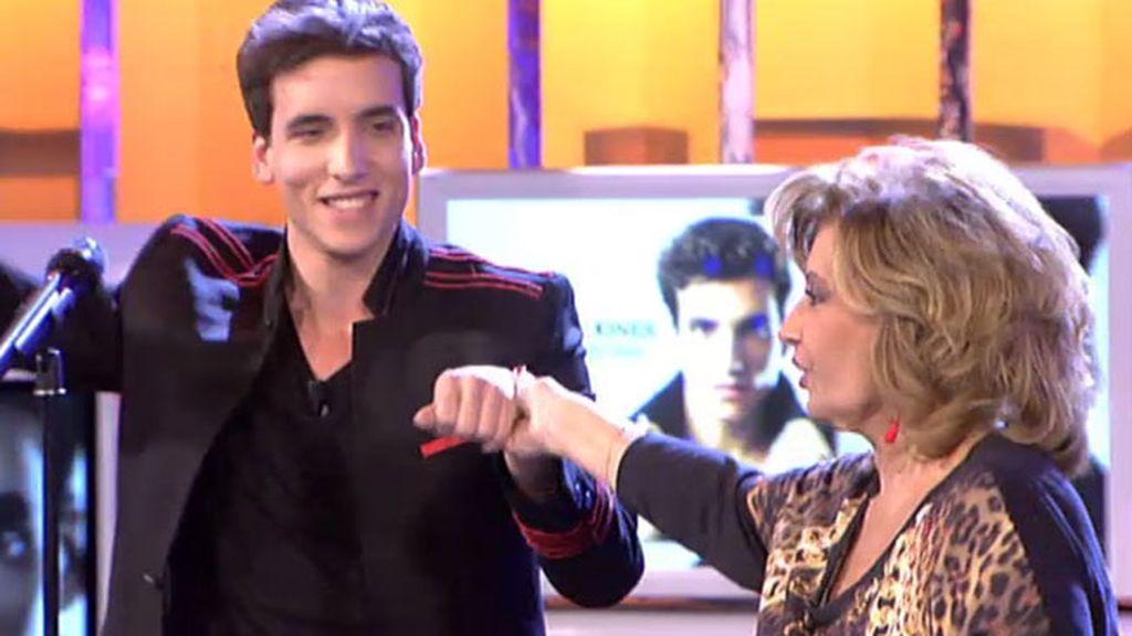 Xuso Jones canta en exclusiva 'Todo lo que tengo, su primer sencillo en español