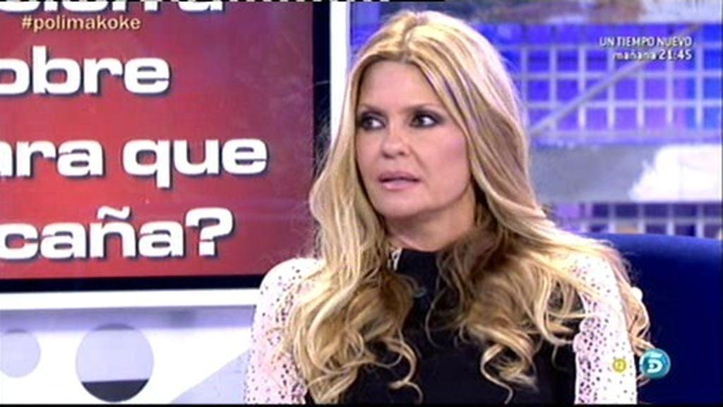 """Makoke: """"He criticado con Kiko las fotos de Terelu en la revista '¡Hola!"""""""