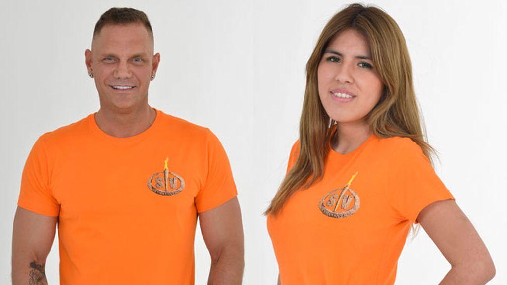 Nacho e Isa Pantoja, nuevos nominados