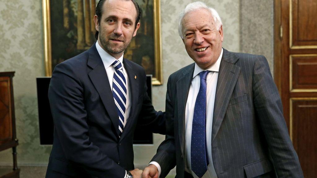 García Margallo y Bauzá