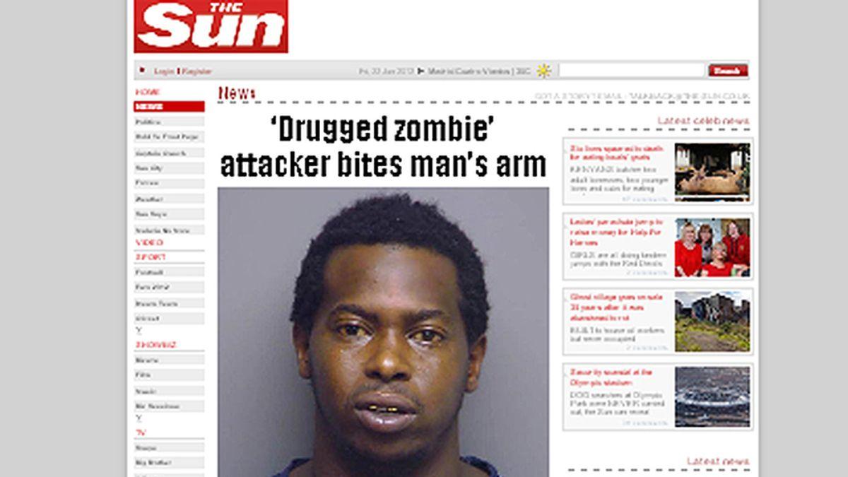 Detenido tras arrancarle un trozo de carne al brazo de otro hombre