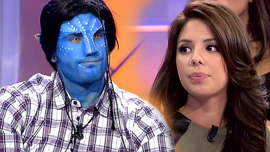 "Anais se enfada con Avatar: ""Soy tu favorita, pero me has llamado tonta"""