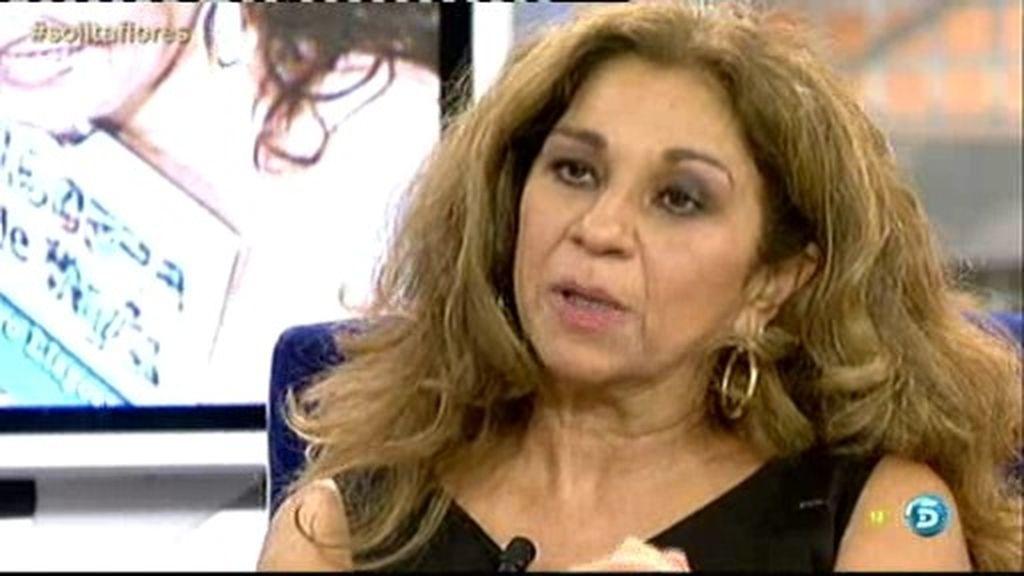 """Lolita Flores: """"He tomado cocaína en un momento de mi vida y mis hijos lo saben"""""""