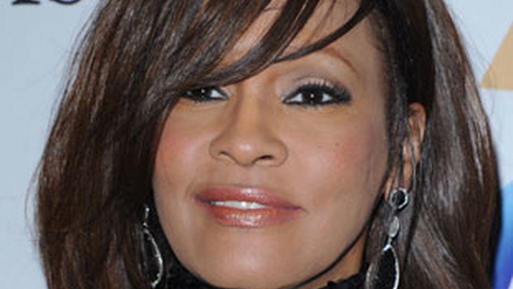 Imagen de archivo de la cantante Whitney Houston. Foto: Gtres.