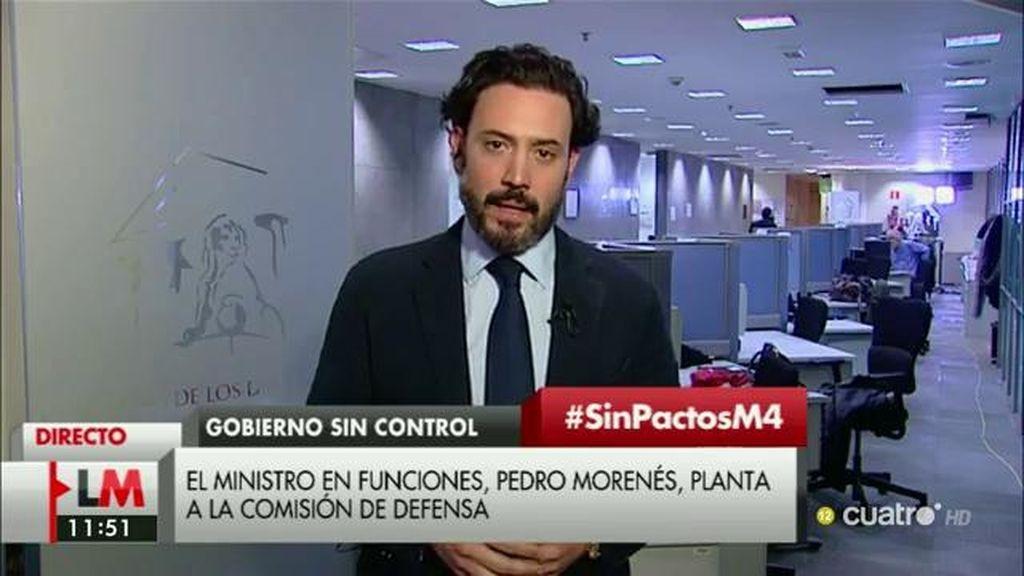 """Guillermo Mariscal, sobre el gobierno: """"En ningún caso está fuera de control"""""""
