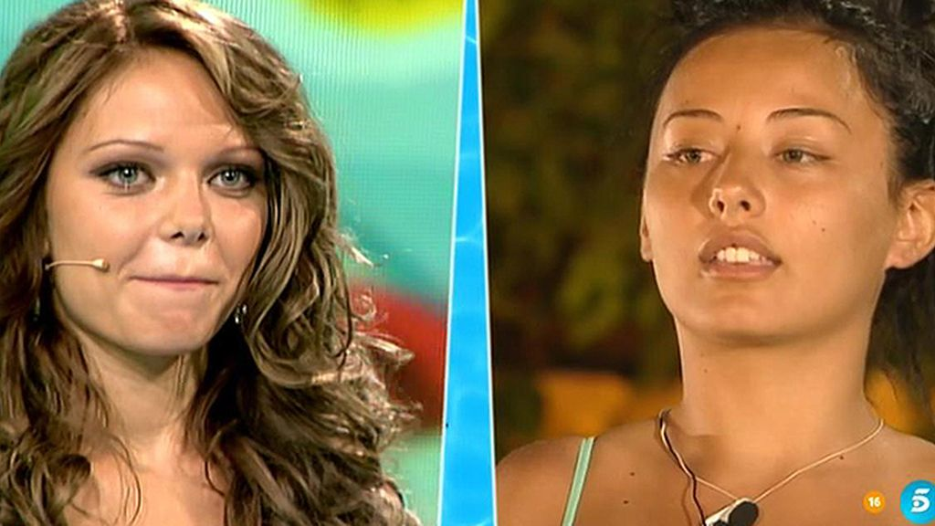La audiencia salva a Lorena da Souza