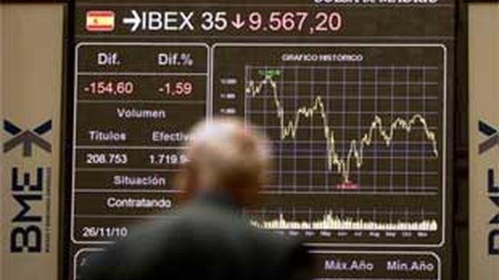 La Autoridad Europea de Valores Financieros (ESMA) prohibirá las ventas en corto al descubierto en Francia, España, Italia y Bélgica a partir de este viernes. Vídeo: Atlas