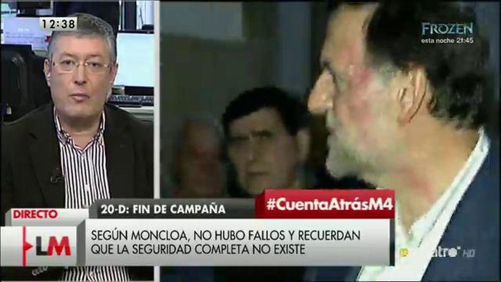 """José María Benito: """"La cercanía de los candidatos tiene que seguir existiendo"""""""