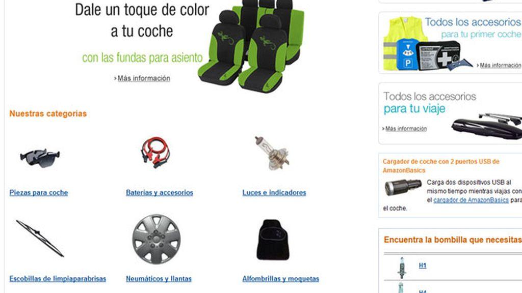 amazon, compra venta online