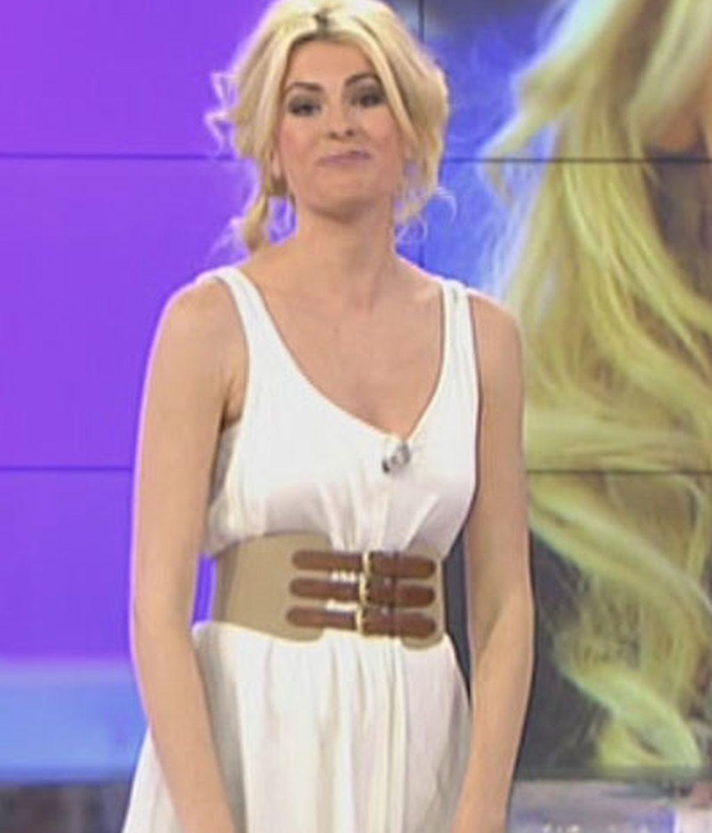 Un vestido de vértigo