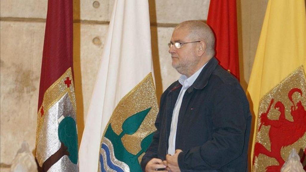 El exgobernador civil de Vizcaya Daniel Arranz. EFE/Archivo