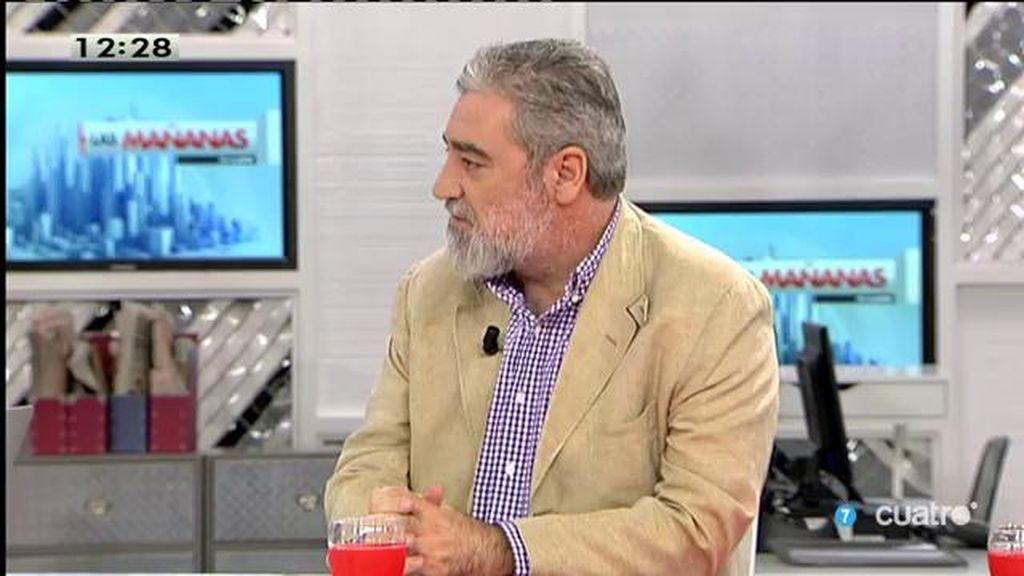"""M.A. Rodríguez, del escrito de Bárcenas: """"Lo lanza para intentar destrozar el PP"""""""
