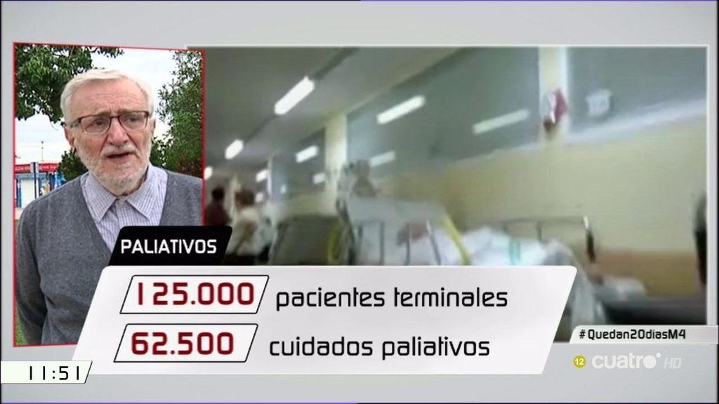 6000 menores necesitan cuidados paliativos, pero solo hay 4 unidades en España