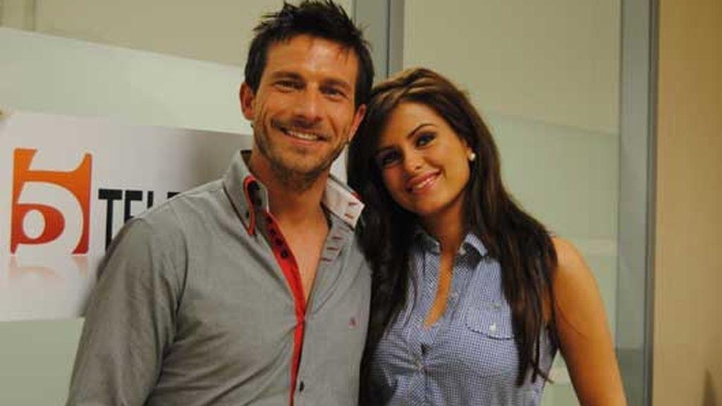 Arantxa y Arturo han visitado telecinco.es