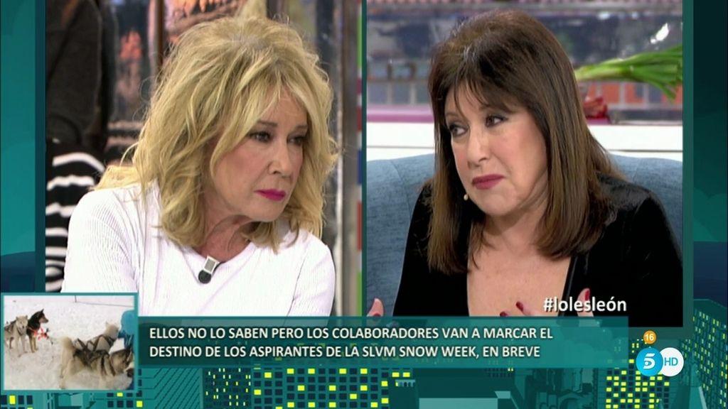 Loles León confiesa el verdadero motivo por el que dejó la serie de José Luis Moreno