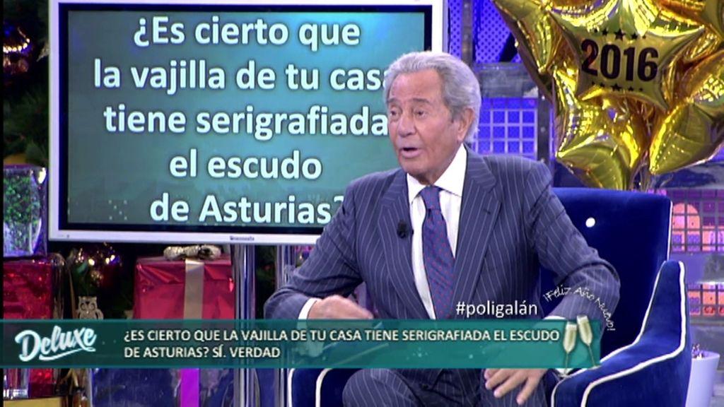 """Arturo Fernández tira los trastos a Chelo García: """"Si quieres cambiar, aquí estoy"""""""