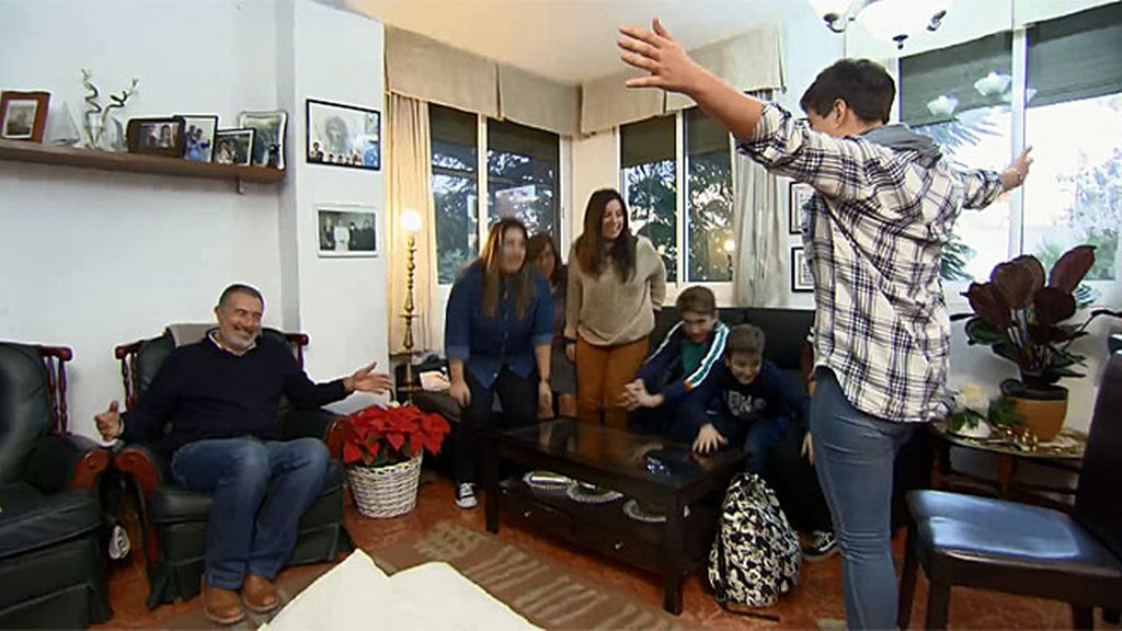 """La familia de Paloma, al enterarse de su decisión: """"¡Selva 'forever'!"""""""