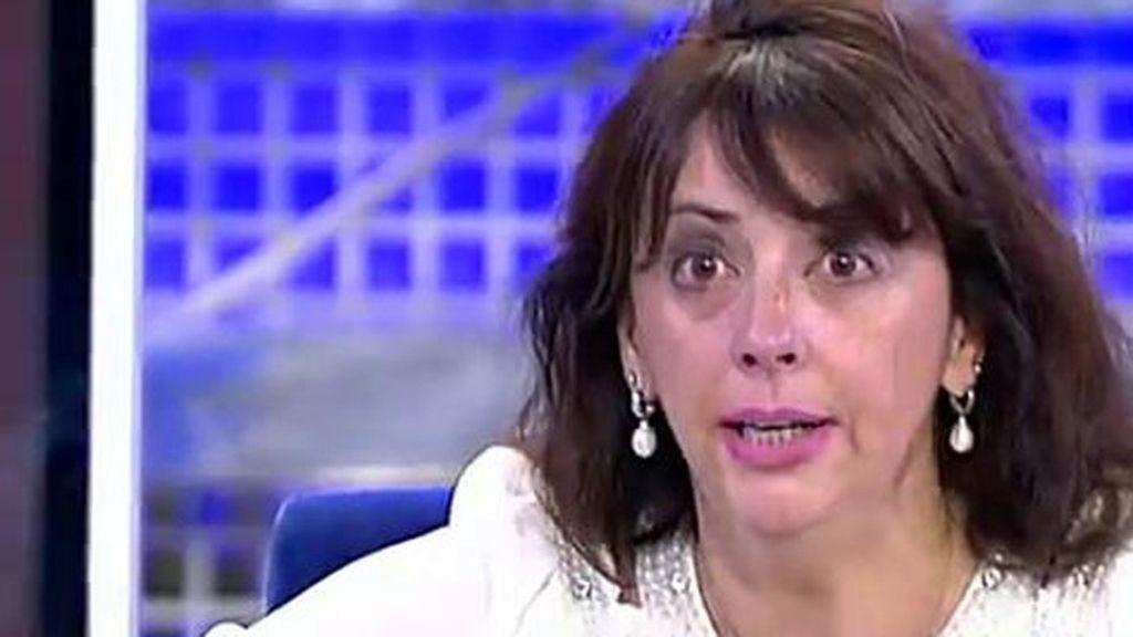 María Luisa es el cerebro de los negocios de la familia Mateo