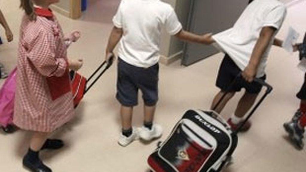 Existen tres estrategias para hacer frente al acoso escolar.