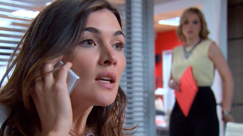 Cova se acerca a Natalia tras enterarse de su ruptura con Sergio