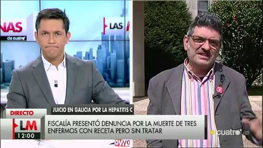 """Quique Costas: """"Escuchando a Feijóo me pregunto quién es el inmoral"""""""