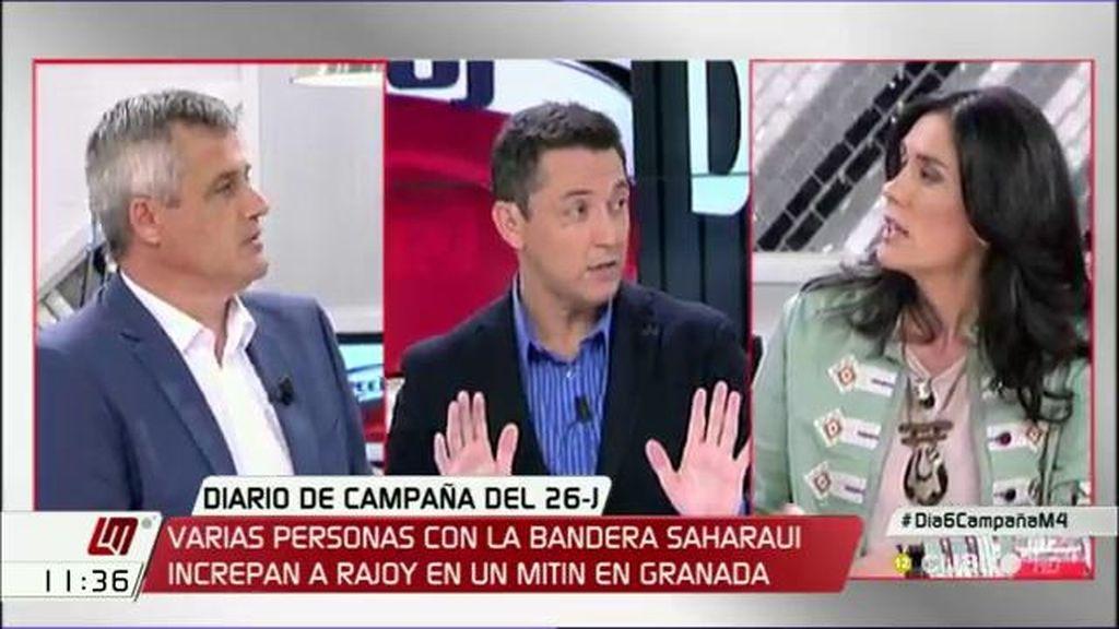 """Paula Prado: """"Hay ciertas organizaciones políticas que están fomentando que la población vaya contra los políticos"""""""