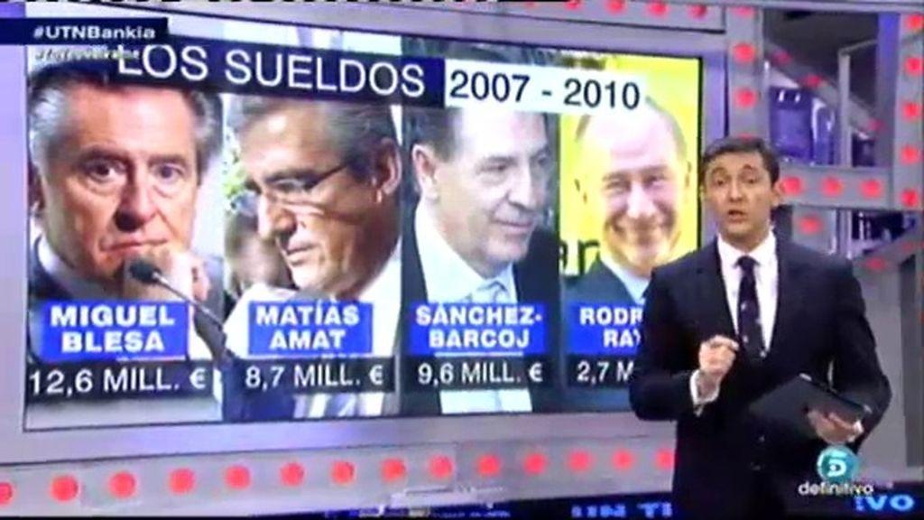 Así es el escándalo de las tarjetas opacas de Caja Madrid