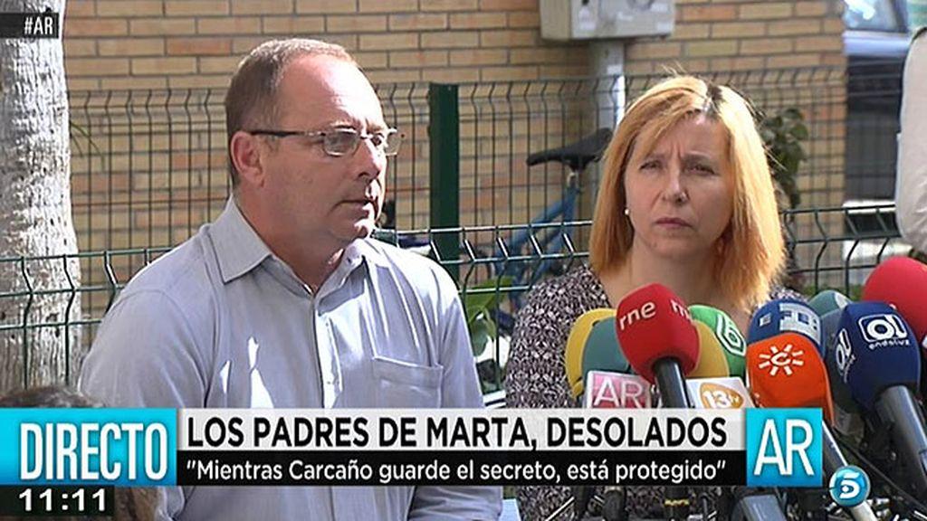 La familia de Marta del Castillo recurre el archivo de la causa que investiga un delito contra su integridad moral