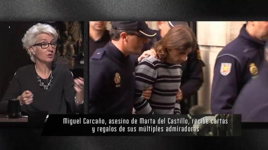 El caso de Miguel Carcaño: las cartas y regalos de sus múltiples admiradoras