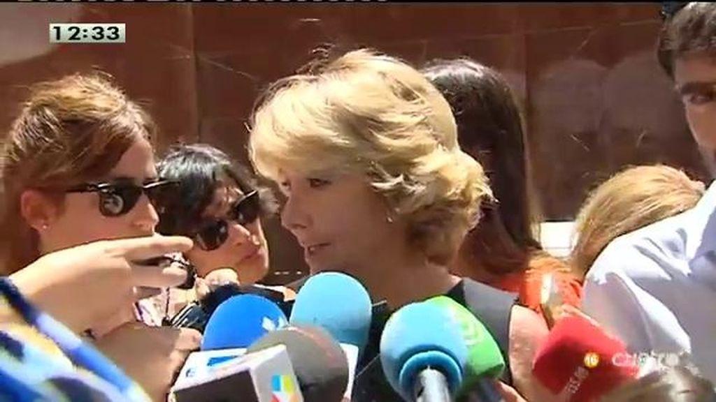 Aguirre, abochornada y avergonzada, pide expulsar al exdiputado moreno